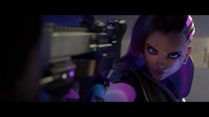 Overwatch - Sombra Animation Trailer