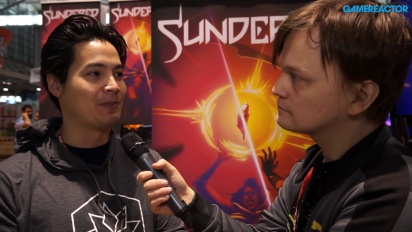 Sundered - Rodrigue Duperron Interview