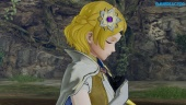 Fire Emblem Warriors - Enter Lianna and Ryoma Gameplay