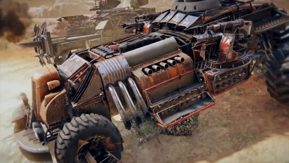 Crossout - Update 0.9.0 Firestarters trailer