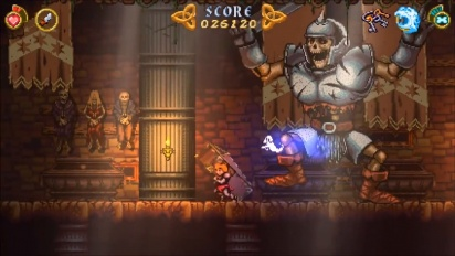 Battle Princess Madelyn - Chapter One Teaser