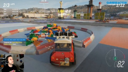 Forza Horizon 4: Lego Speed Champions - Livestream Replay