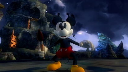 Epic Mickey - Gameplay Trailer October