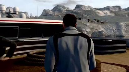 James Bond 007: Bloodstone - Action Trailer