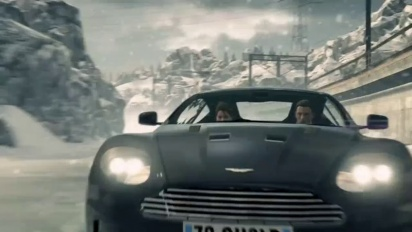 James Bond 007: Bloodstone - Driving Classic Bond Trailer