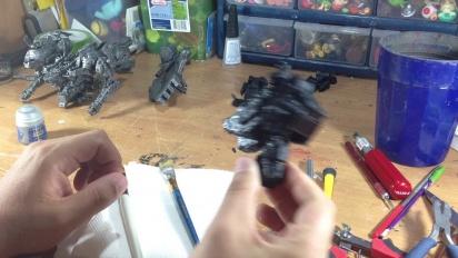 Armored Core: Verdict Day -  Custom Figurine Step 4 Trailer