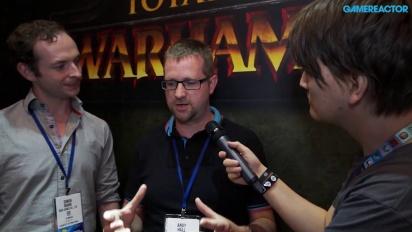 Total War: Warhammer - Lead Writer & Battle Designer Interview