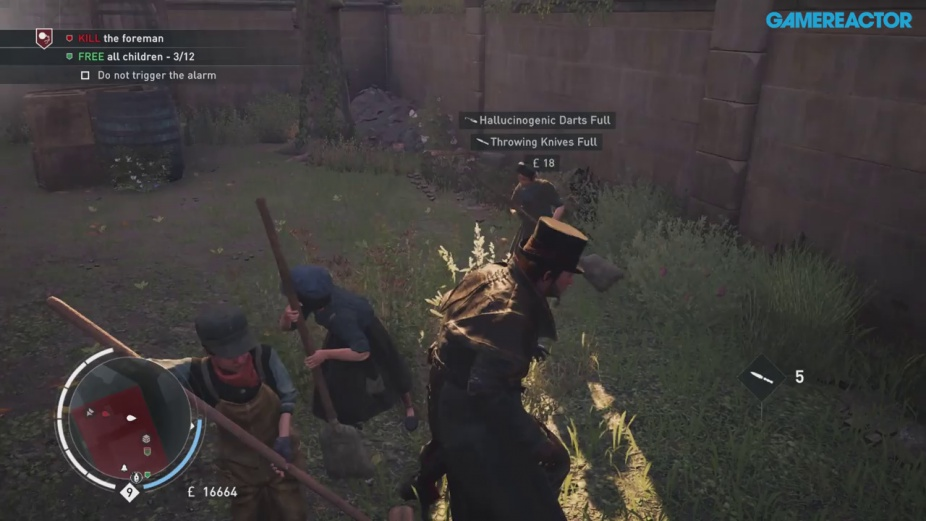 Assassin S Creed Syndicate Xbox One Gameplay Final Game Child