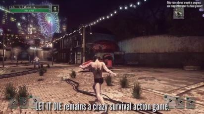 Let it Die - PAX Announcement Trailer