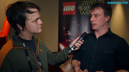 Lego Star Wars: The Force Awakens - Tim Wileman Interview
