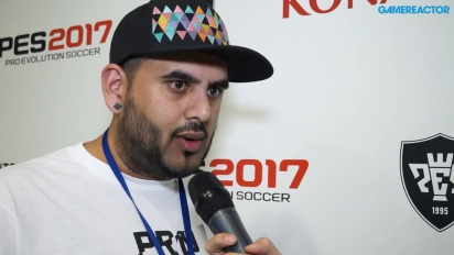 Pro Evolution Soccer 2017 - Adam Bhatti Interview