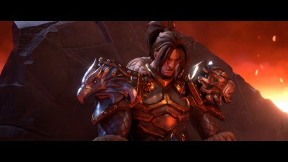 Heroes of the Storm - Forged by Fire Trailer
