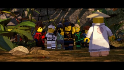 The Lego Ninjago Movie Video Game - Launch Trailer