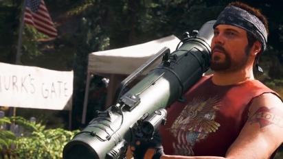 Far Cry 5 - Gun For Hire: Hurk