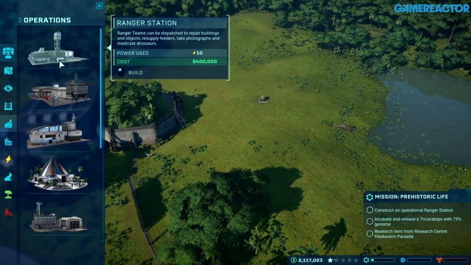 Jurassic world evolution isla matanceros gameplay gumiabroncs Choice Image