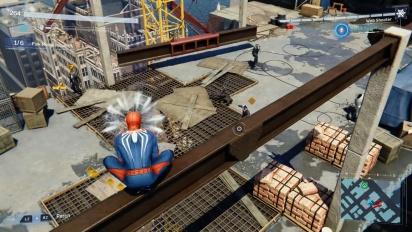 Spider-Man - Fighting as Spider-Man