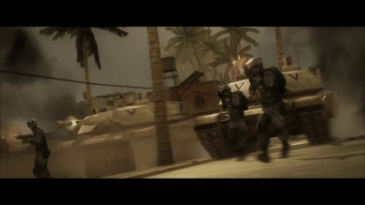 Battlefield Play4Free - Announcement Trailer
