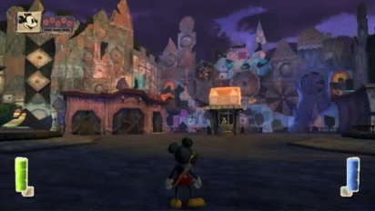 Epic Mickey - Disneyland Inspirations Trailer