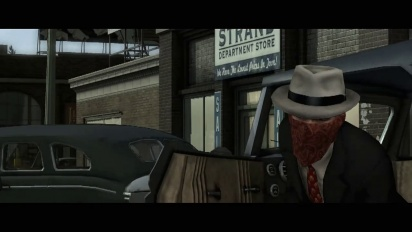 L.A. Noire - Gameplay Trailer
