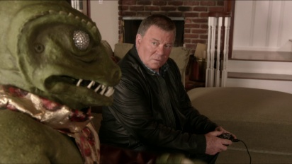 Star Trek: Shatner Vs Gorn Trailer