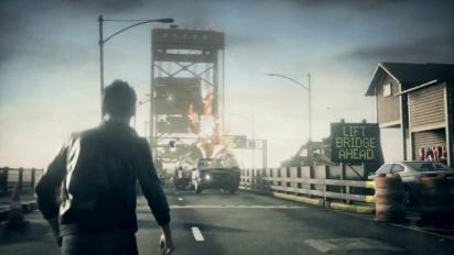 Quantum Break - VGX Trailer