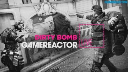 Dirty Bomb (closed Beta) - Livestream Replay