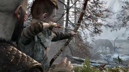 God of War - E3 2016 Gameplay Walkthrough With Developer Commentary