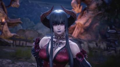 Tekken 7 - Eliza DLC Character Reveal Trailer