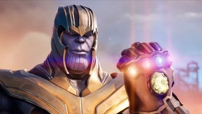 Fortnite - Fortnite X Avengers Endgame Trailer