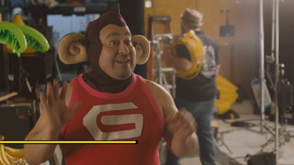 Super Monkey Ball: Banana Blitz HD - Monkeymentary