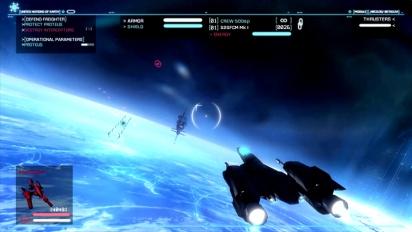 Strike Suit Zero - First 10 Minutes