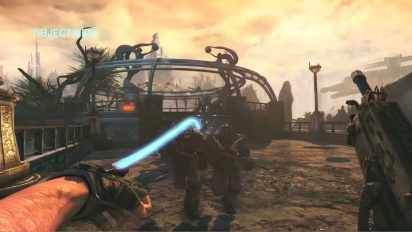 Bulletstorm - Kill With Skill Trailer