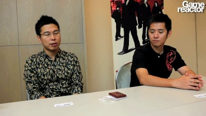 TGS 10: Yakuza 4 interview