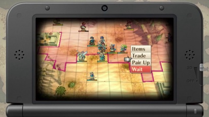 Fire Emblem: Awakening - Tutorial #3 - Progression