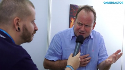 GC 13: Broken Sword: The Serpent's Curse - Charles Cecil Interview