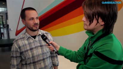 Soma - Game Camp Sweden Interview