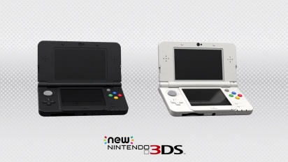 New Nintendo 3DS - Features Preview