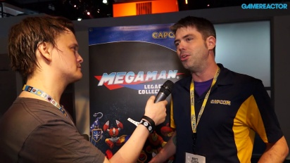 Mega Man Legacy Collection - Brett Elston Interview