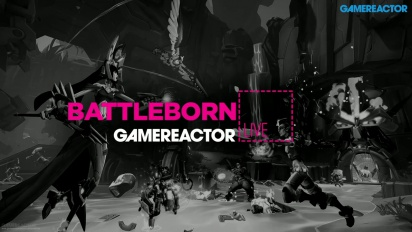 Battleborn Beta - Livestream Replay
