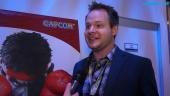 Street Fighter V - Matt Dahlgren Interview