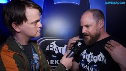 Batman: Arkham VR - Dax Ginn Interview