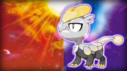 Pokémon Sun/Moon - Ultra Beasts the Aether Foundation Trailer
