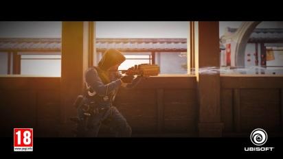 Rainbow Six: Siege - Operator Hibana Teaser