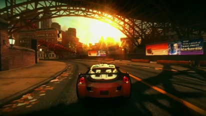 Ridge Racer Unbounded - Advanced City Editor Trailer