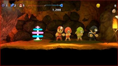 Minna de Waiwai! Spelunker - Japanese Gameplay Trailer