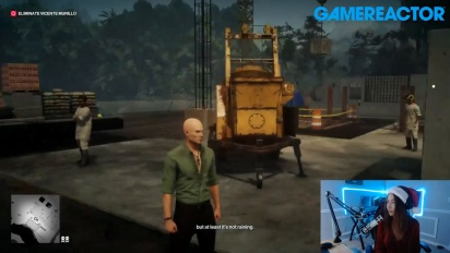 Hitman 2: The Revolutionary - Livestream Replay