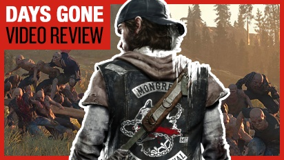 Days Gone - Video Review