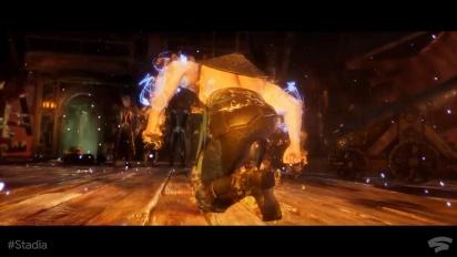 Mortal Kombat 11 - Stadia Dev Diary