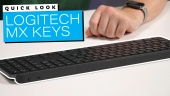 Logitech MX Keys - Quick Look