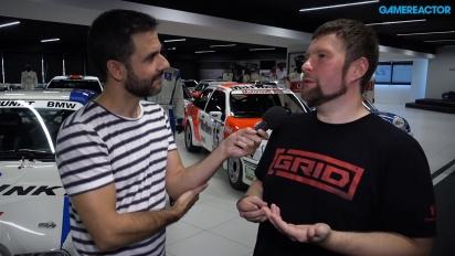 Grid - Mike Moreton Interview